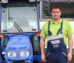Alexander Nürnberg, Mechaniker