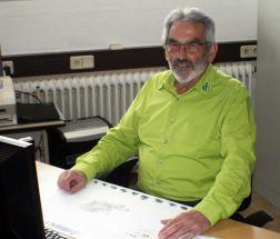 Theo Hirt, Reparaturannahme und Ersatzteile