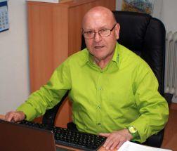 Winfried Klinkner, Verkauf Kommunaltechnik und Gartentechnik