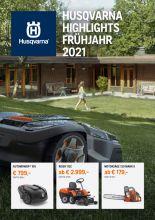 Husqvarna Gartentechnik bei LVF in Koblenz